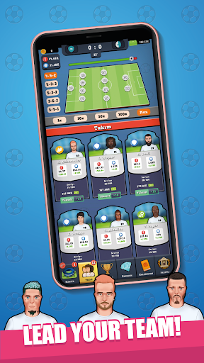 Idle Soccer Tycoon - Free Soccer Clicker Games 3.1.6 screenshots 2