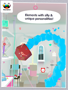 Toca Lab: Elements 8