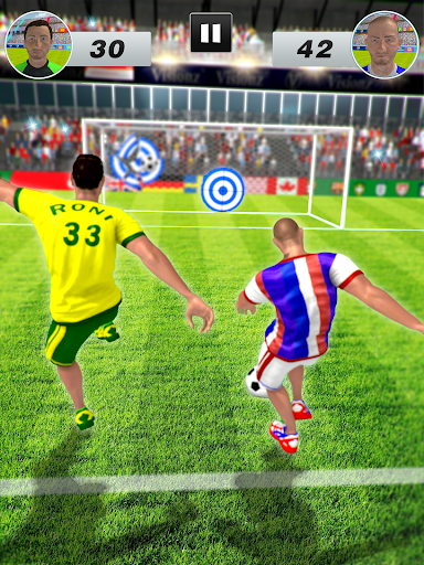 Real Football Player: Soccer Strike League Game 1.7 screenshots 7