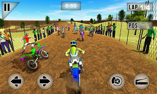 Dirt Track Racing 2019: Moto Racer Championship 1.5 Screenshots 3