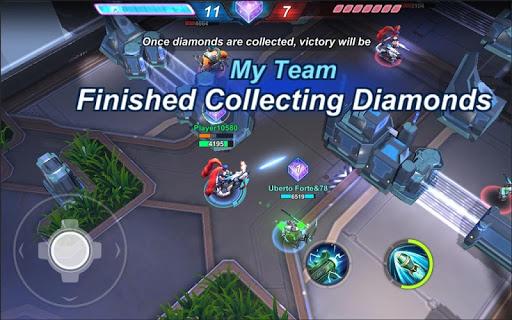 Télécharger Mobile Battleground - Blitz APK MOD (Astuce) screenshots 2
