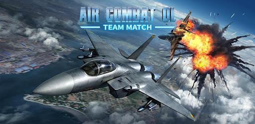 Screenshot of Modern Air Combat: Team Match