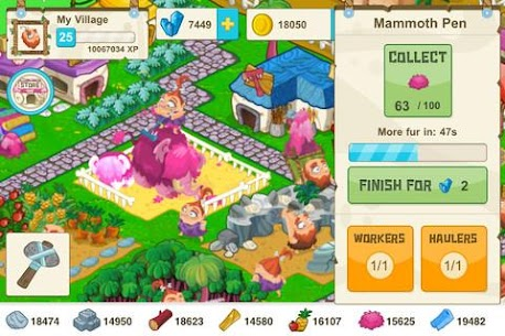 Tiny Village Mod Apk Unlimited Money Download Free 2