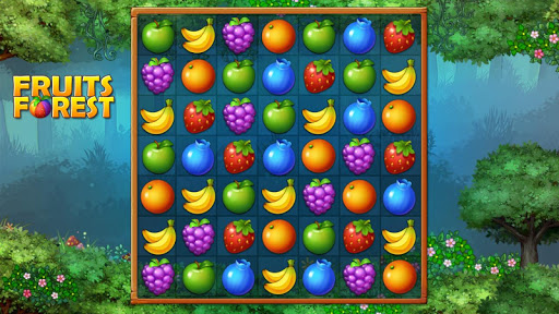 Fruits Forest : Rainbow Apple screen 2
