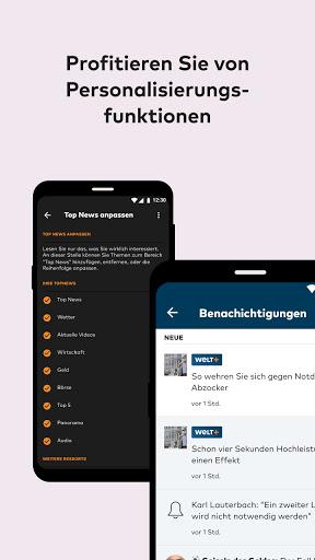 WELT News u2013 Nachrichten live  screenshots 3