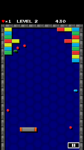 Brick Breaker Arcade Screenshot