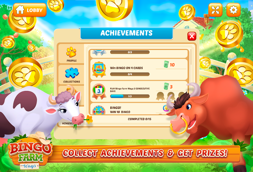 Bingo Farm Ways: Bingo Games  screenshots 13