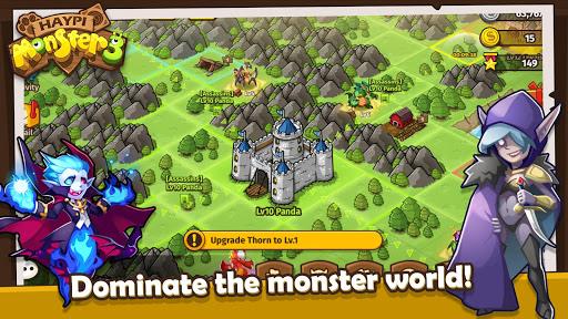 Haypi Monster 3 2.0.33 screenshots 5