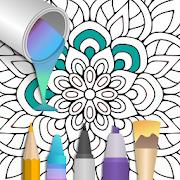 100+ Mandala coloring pages