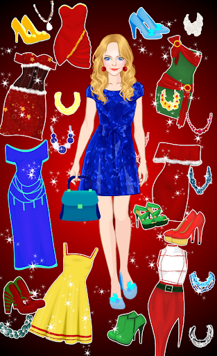 Princess Christmas Shopping screenshots 12