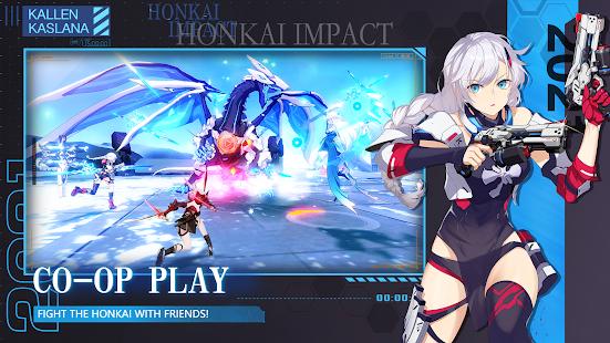 Hack Game Honkai Impact 3 SEA apk free