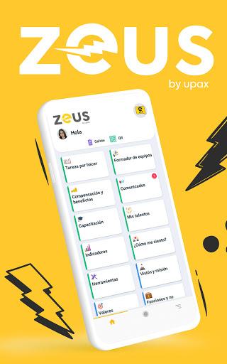 Tareas Zeus  screenshots 1