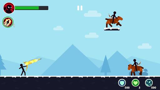 Stickman Archery Master - Archer Puzzle Warrior 1.0.3 screenshots 2