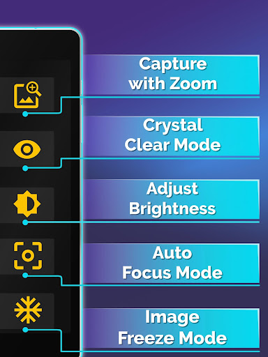 Magnifying Glass + Flashlight 1.9.2 Screenshots 10