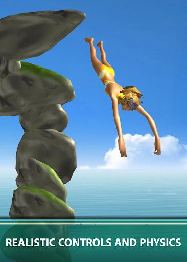 Cliff Flip Diving 3D - Swimming Pool Flip Master screenshots 4