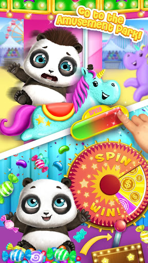 Panda Lu Baby Bear City - Pet Babysitting & Care 5.0.10001 screenshots 1