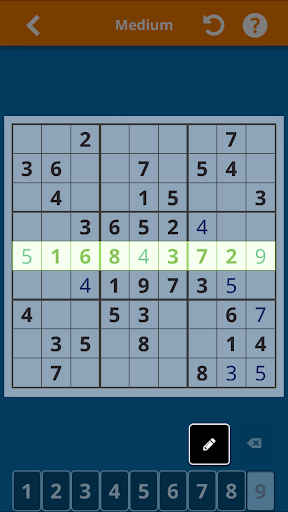 Sudoku - Free Classic Sudoku Puzzles 2.10.23 screenshots 9
