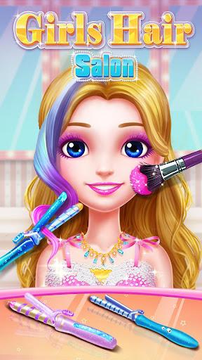 ud83dudc87ud83dudc87Girls Hair Salon 3.0.5038 screenshots 11