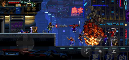 Huntdown 0.1 screenshots 9