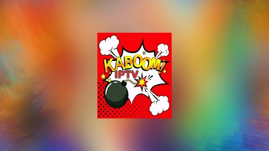 Kaboom IPTV  Apps For Pc 2020   Free Download (Windows 7, 8, 10 And Mac) 1