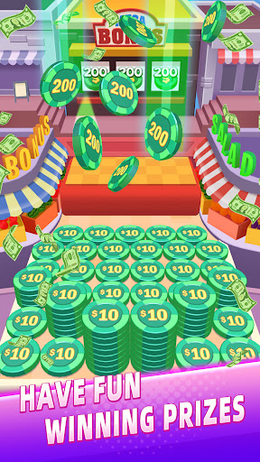 Pusher for Cash: Lucky 2021  screenshots 1