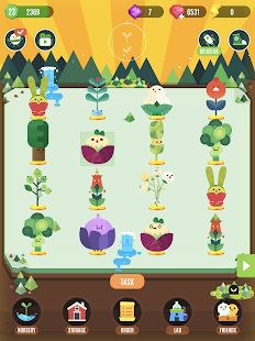 Pocket Plants - Idle Garden, Grow Plant Games Screenshot