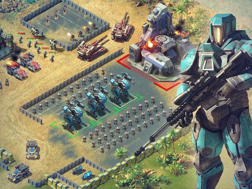 Télécharger gratuit Battle for the Galaxy LE APK MOD 1