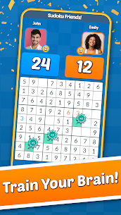 Free Sudoku Friends – Multiplayer Puzzle Game Apk Download 2021 3