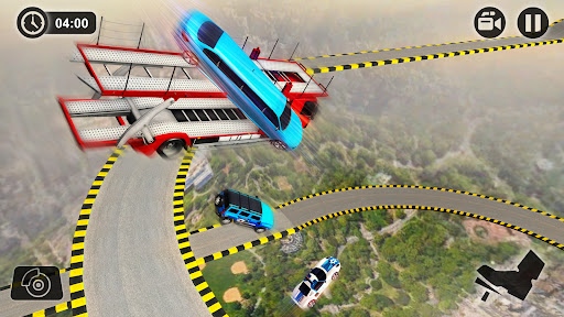 Vehicle Transporter Trailer Truck Game  screenshots 15