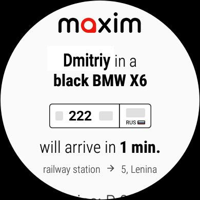 maxim u2014 order taxi, food and groceries delivery  screenshots 10