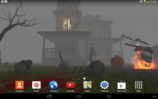 3D Halloween Live Wallpaper For PC Windows (7, 8, 10, 10X) & Mac Computer Image Number- 21