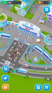 Diamond City Mod Apk 0.0.9 (Money and Coins) 5