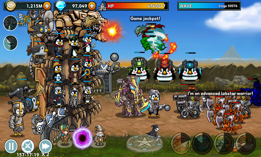 Top Hero - Tower Defense  screenshots 23