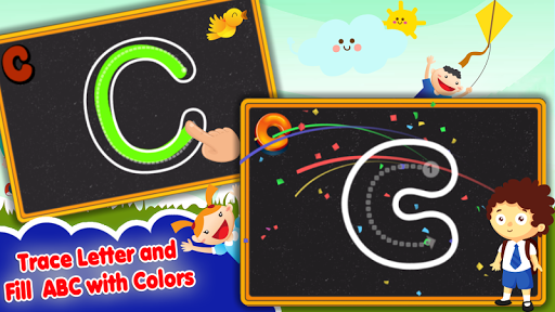 abc for Kids Learn Alphabet  screenshots 14