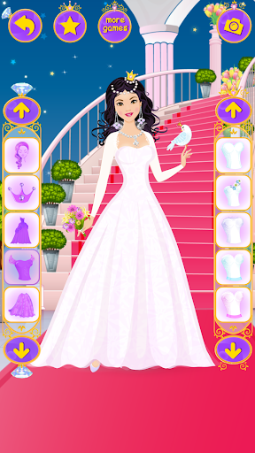 Wedding Dress Up - Bride makeover  screenshots 13