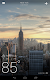 screenshot of Yahoo Weather