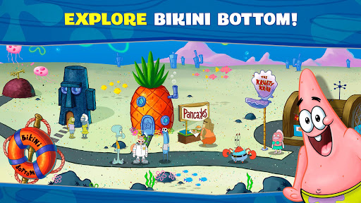 SpongeBob: Krusty Cook-Off 1.0.24 screenshots 4