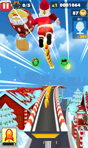 Santa Run 1.1.6 screenshots 2