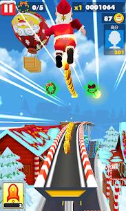 Santa Run Hack for Android and iOS 2