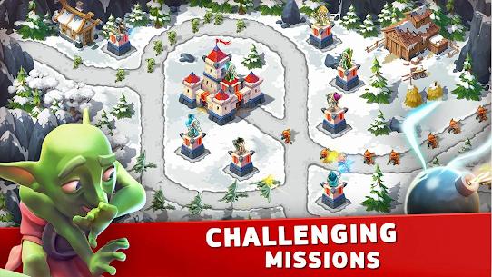 Toy Defense Fantasy — Tower Defense Game 3
