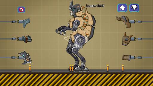 Desert T-Rex Robot Dino Army 2.3 screenshots 3