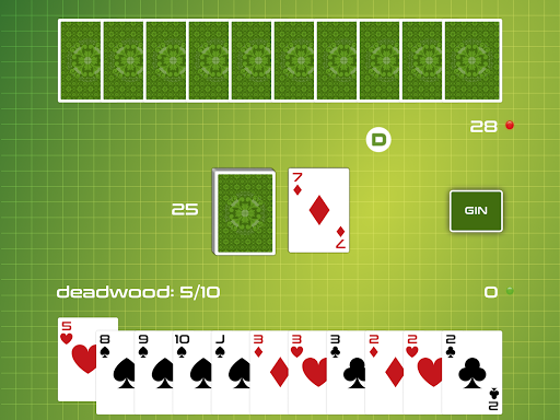 Gin Rummy 308000 screenshots 9