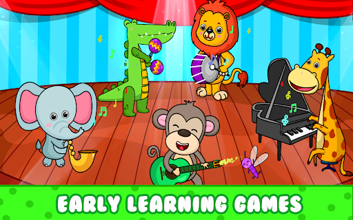 Balloon Pop Kids Learning Game Free for babies  screenshots 13