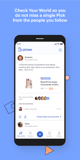 picker - the best products screenshot 3