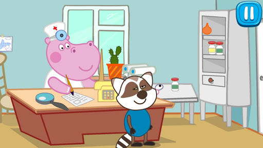 Hippo Eye Doctor: Medical game  screenshots 9