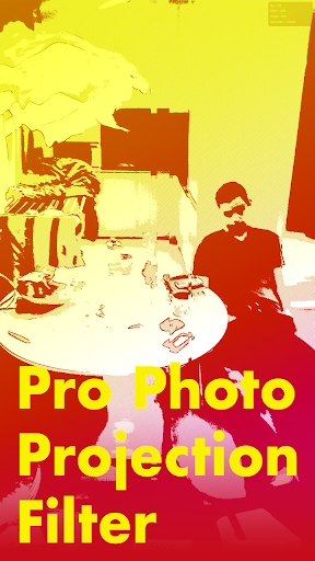 Pro Photo Projection Filter