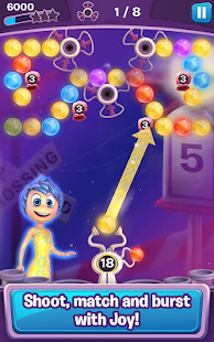 Inside Out Thought Bubbles Screenshot
