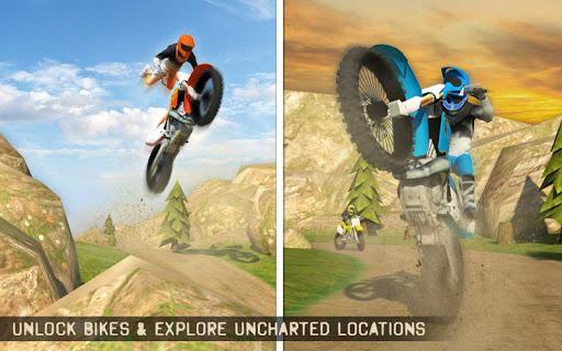 Motocross Race Dirt Bike Games screenshots 19