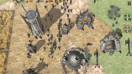 Shadows of Empires: PvP RTS Apkfinish screenshots 6