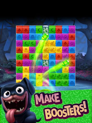 Hotel Transylvania Puzzle Blast - Matching Games  screenshots 7
